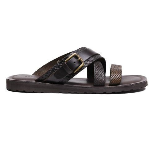Δερμάτινη Σαγιονάρα The Sandals Factory